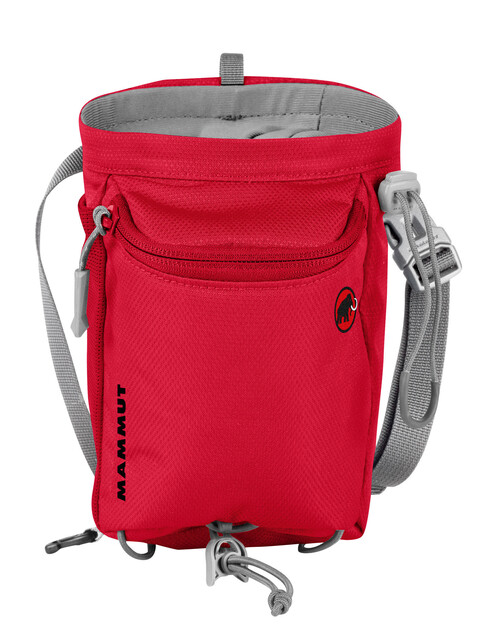 Mammut Multipitch Chalk & Boulder Bags red